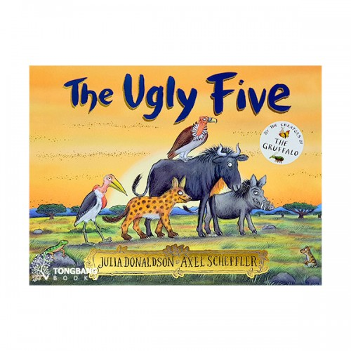 The Ugly Five (Paperback, 영국판)