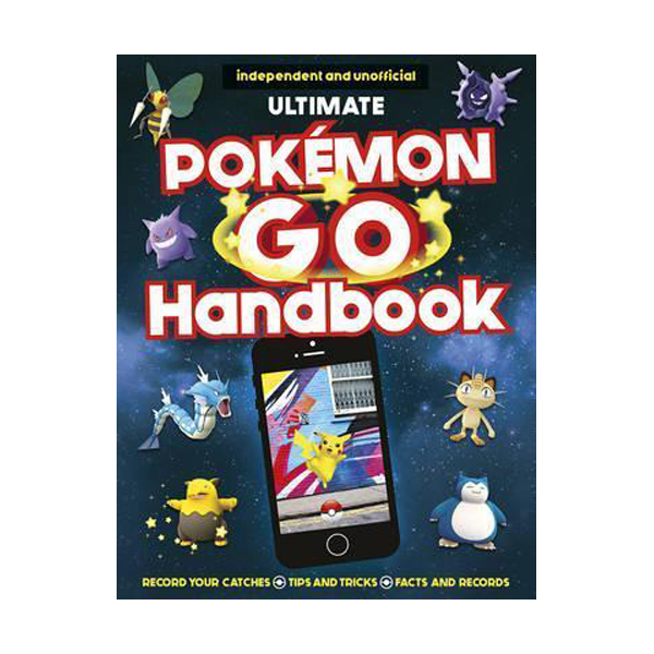 The Ultimate Pokemon Go Handbook (Paperback)