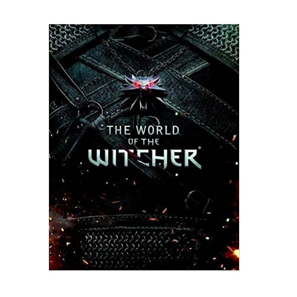 [넷플릭스]The World of the Witcher (Hardcover)