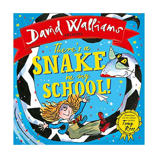 There's a Snake in My School! (Paperback, 영국판)