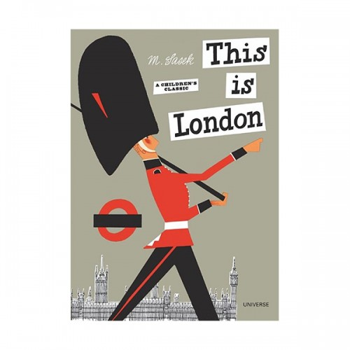 This is London : This is 시리즈 (Hardcover)