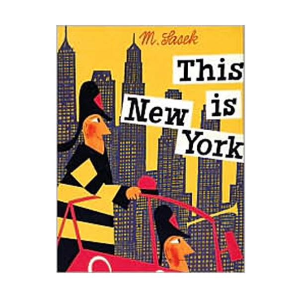 This is New York : This is 시리즈 (Hardcover)