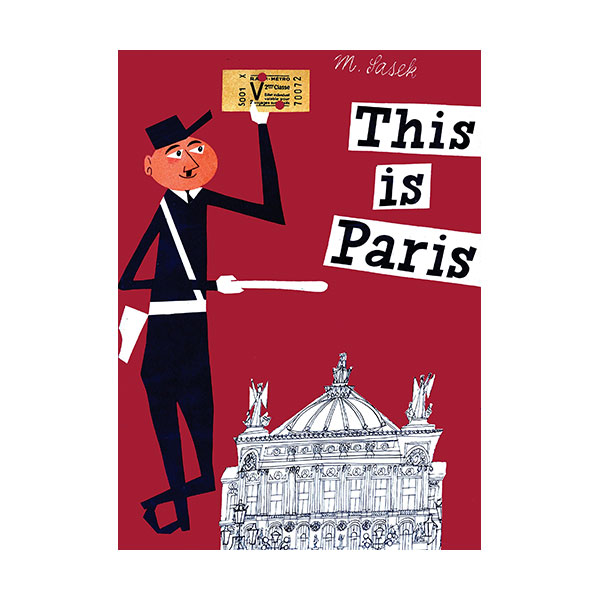 This Is Paris : This is 시리즈 (Hardcover)