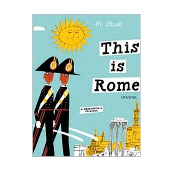 This is Rome : This is 시리즈 (Hardcover)