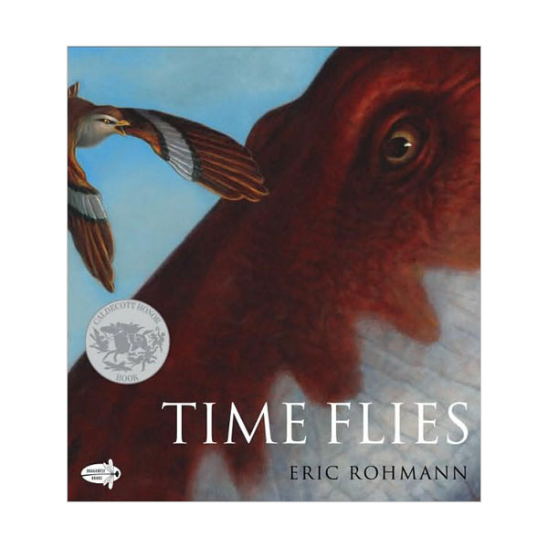 Time Flies (Paperback, Caldecott)