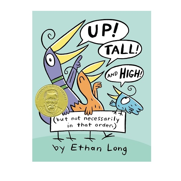 Up, Tall and High (Hardcover)