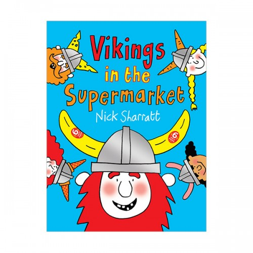 Vikings in the Supermarket (Paperback, 영국판)