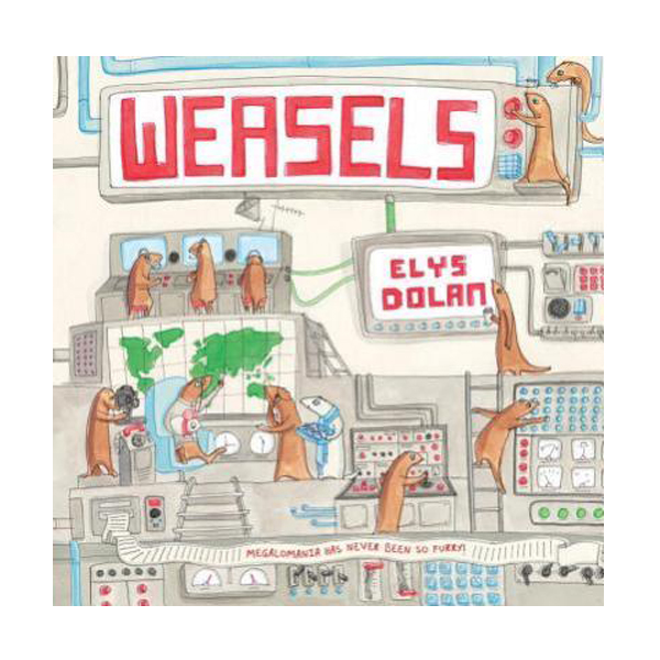 Weasels (Hardcover)