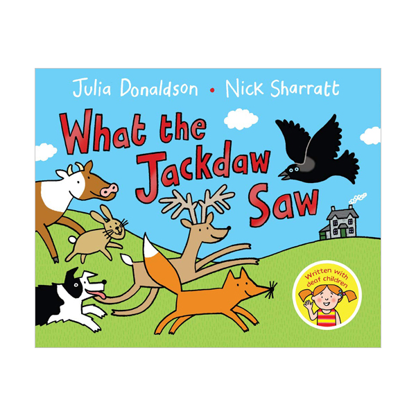 What the Jackdaw Saw (Paperback, 영국판)