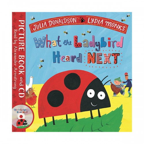 What the Ladybird Heard Next (Book & CD, 영국판)