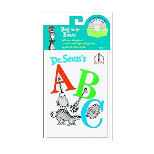 Dr. Seuss Readers : ABC (Book & CD)