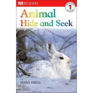 DK Readers Level 1 : Animal Hide and Seek (Paperback)