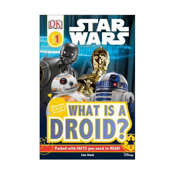 DK Readers Level 1 : Star Wars : What is a Droid? (Paperback)