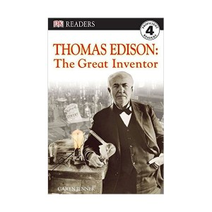DK Readers Level 4: Thomas Edison: The Great Inventor (Paperback)
