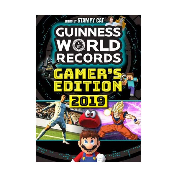 Guinness World Records : Gamer's Edition 2019 (Paperback, 영국판)