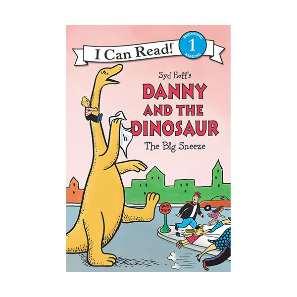I Can Read 1 : Danny and the Dinosaur : The Big Sneeze (Paperback)