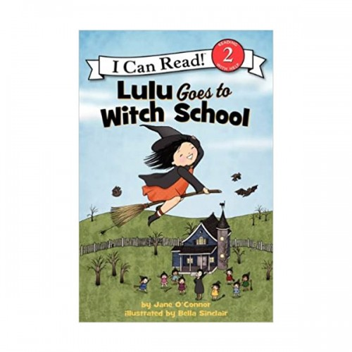 I Can Read Level 2 : Lulu Goes to Witch School (Paperback)