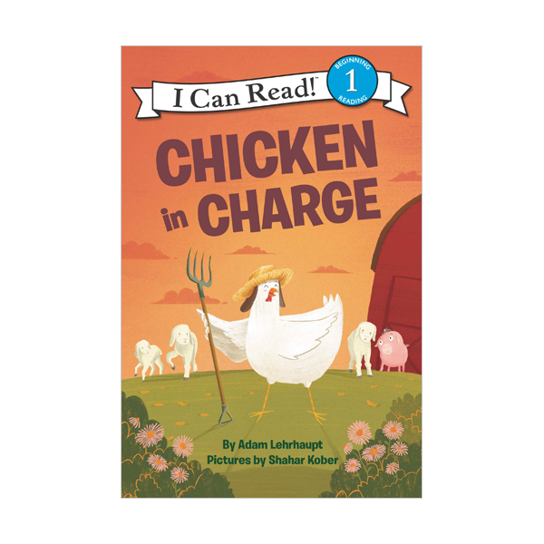 I Can Read 1 : Chicken in Charge (Paperback)
