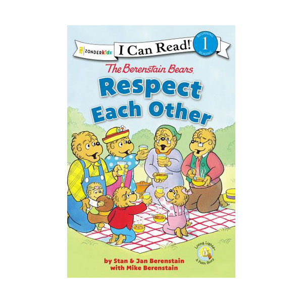 I can read Level 1 : The Berenstain Bears Respect Each Other (Paperback)
