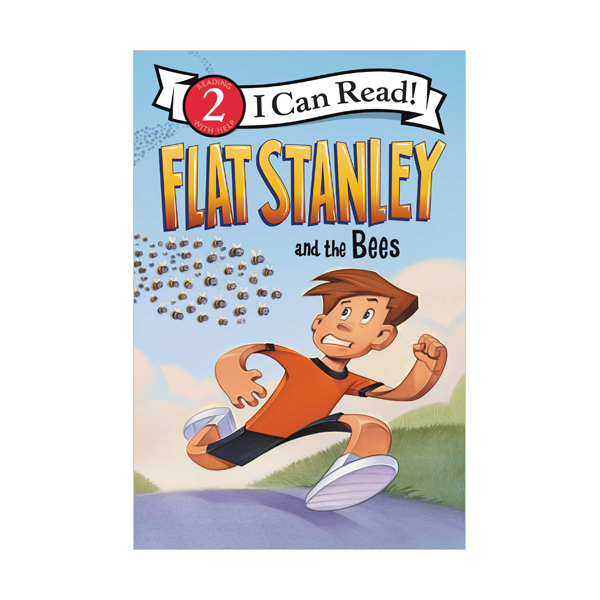 I Can Read Level 2 : Flat Stanley and the Bees (Paperback)