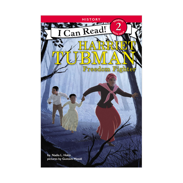I Can Read Level 2 : Harriet Tubman : Freedom Fighter (Paperback)