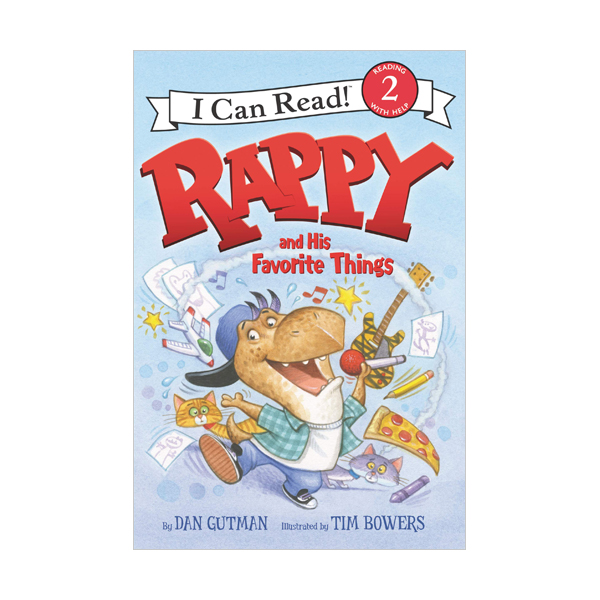 I Can Read Level 2 : Rappy and His Favorite Things (Paperback)