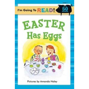 I'm Going to Read! Level 1 : Easter Has Eggs (Paperback)