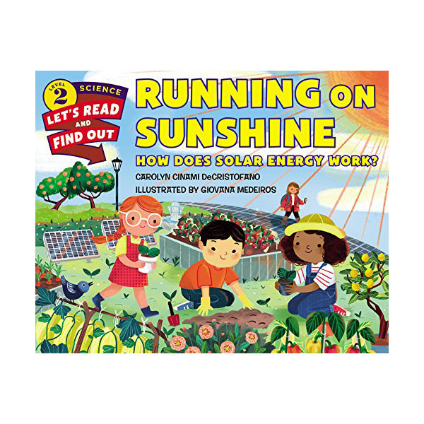 Let's-Read-and-Find-Out Science 2 : Running on Sunshine : How Does Solar Energy Work? (Paperback)