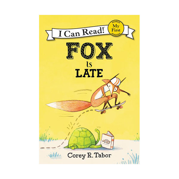 My First I Can Read : Fox Is Late (Paperback)