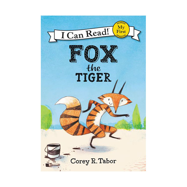 My First I Can Read : Fox the Tiger (Paperback)
