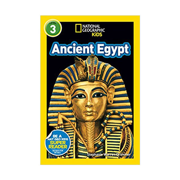 National Geographic Kids Readers Level 3 : Ancient Egypt (Paperback)