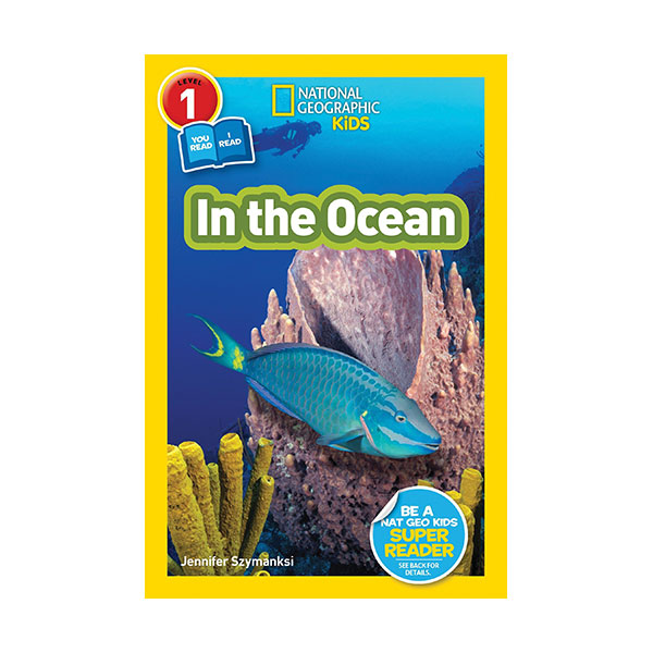 National Geographic Readers 1 : Co-readers : In the Ocean (Paperback)