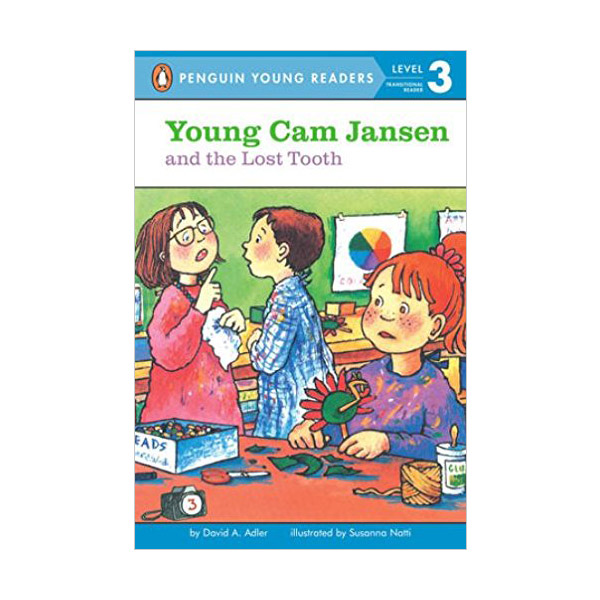 Penguin Young Readers Level 3 : Young Cam Jansen and the Lost Tooth (Paperback)