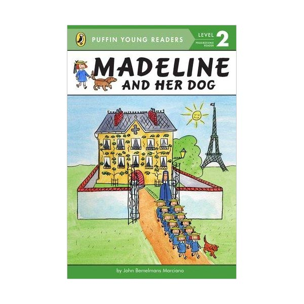 Puffin Young Readers Level 2 : Madeline : Madeline and Her Dog (Paperback)