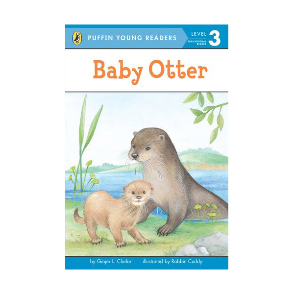 Puffin Young Readers Level 3 : Baby Otter (Paperback)