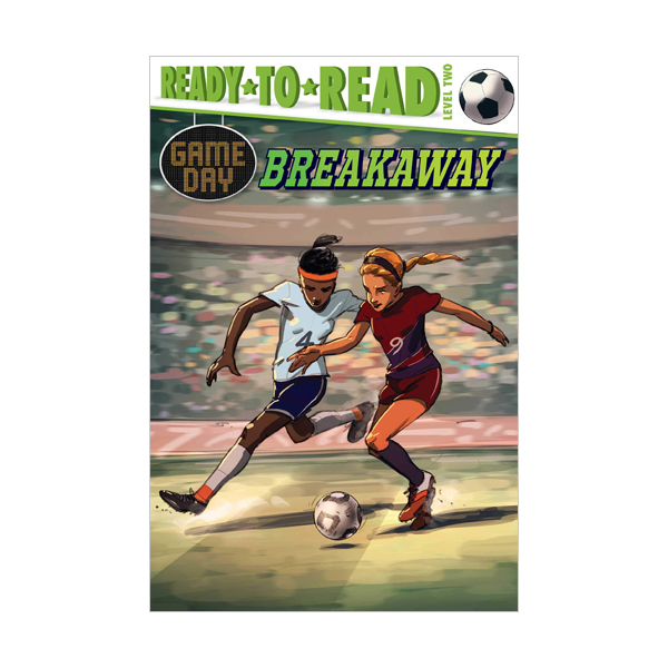 Ready to read 2 : Game Day : Breakaway (Paperback)