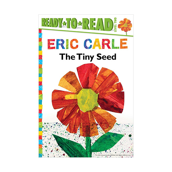 Ready to Read 2 : The World of Eric Carle : The Tiny Seed (Paperback)