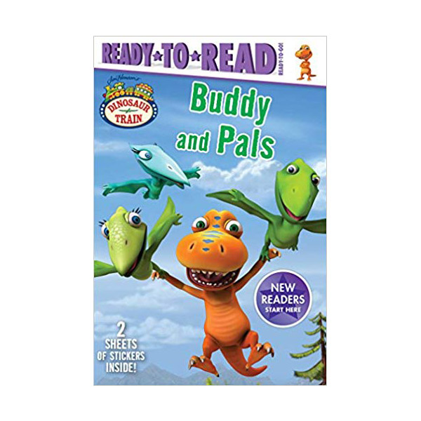 Ready To Read : Ready to Go : Dinosaur Train : Buddy and Pals (Paperback)