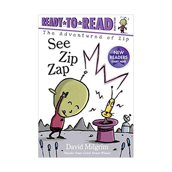 Ready to Read : Ready to Go : The Adventures of Zip : See Zip Zap (Paperback)