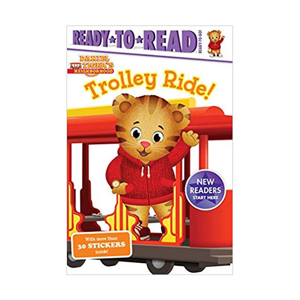 Ready To Read : Ready to Go : Trolley Ride! (Paperback)