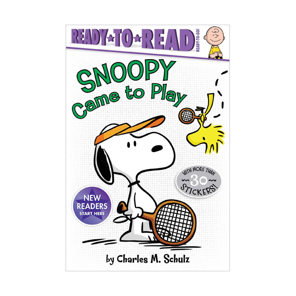 Ready To Read : Snoopy Came to Play (Paperback)