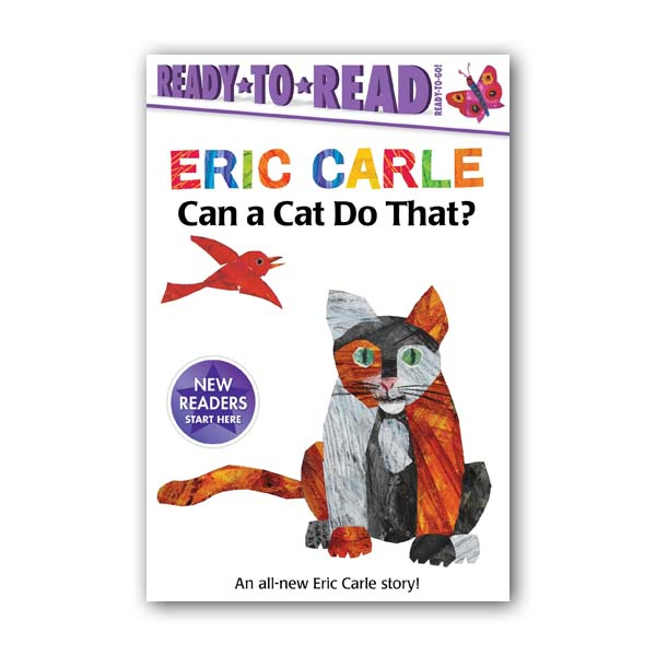 Ready To Read Pre : Ready to Go : Can a Cat Do That? (Paperback)