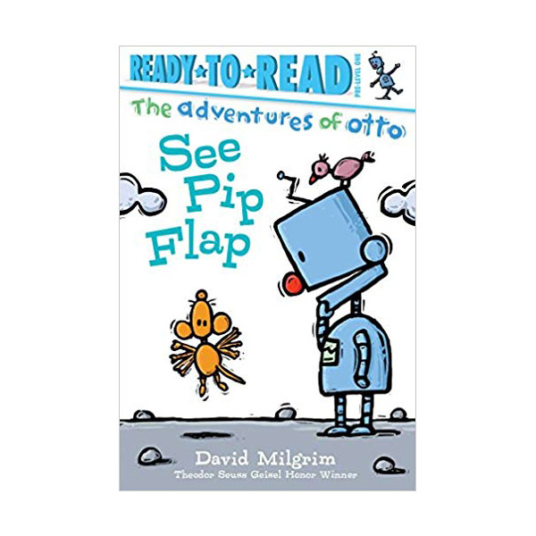 Ready to Read Pre : The Adventures of Otto : See Pip Flap (Paperback)