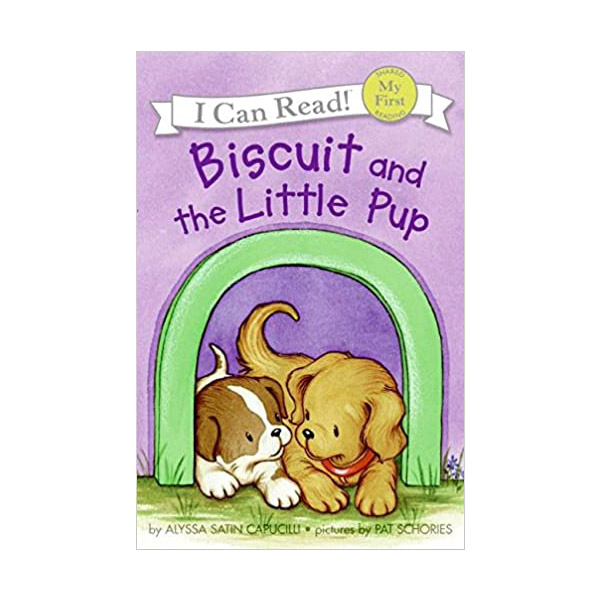 RL 0.7 : My First I Can Read : Biscuit and the Little Pup (Paperback)