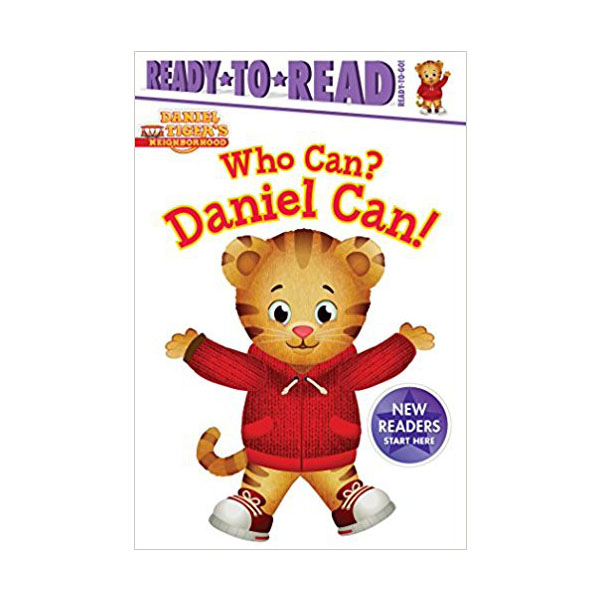 RL 0.7 : Ready To Read : Ready to Go : Who Can? Daniel Can! (Paperback)