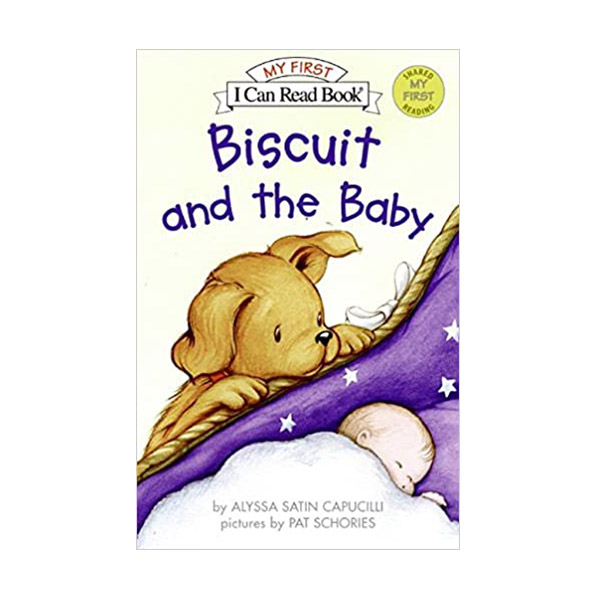 My First I Can Read : Biscuit and the Baby (Paperback)