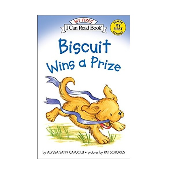 RL 0.9 : My First I Can Read : Biscuit Wins a Prize (Paperback)