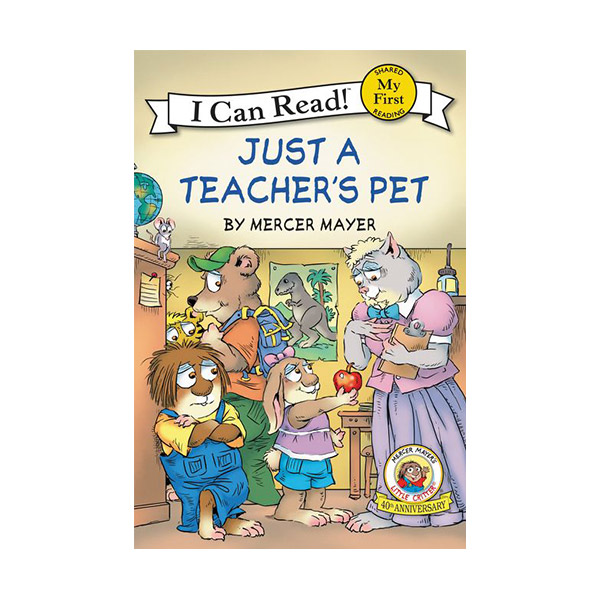 RL 0.9 : My First I Can Read : Little Critter : Just a Teacher's Pet (Paperback)