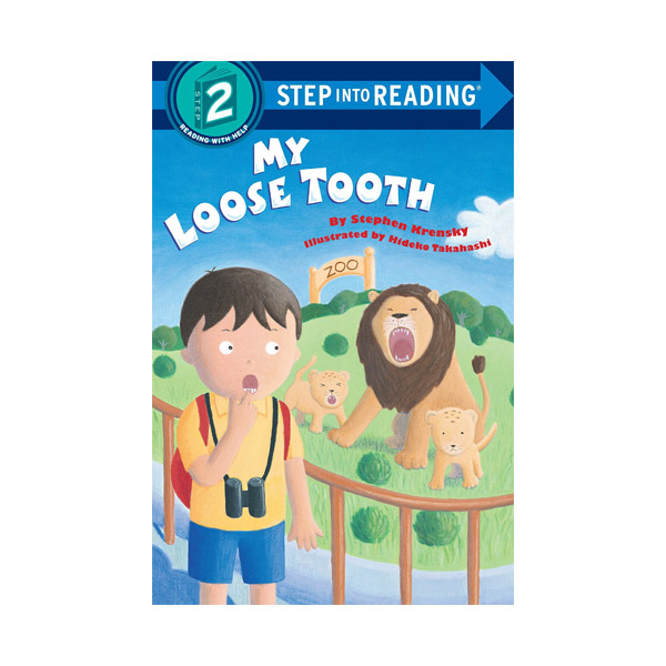 RL 1.0 : Step Into Reading 2 : My Loose Tooth (Paperback)