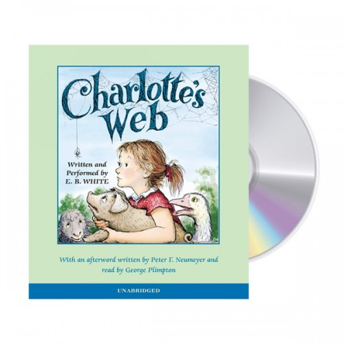 RL 4.4 : Charlotte's Web (Audio CD)